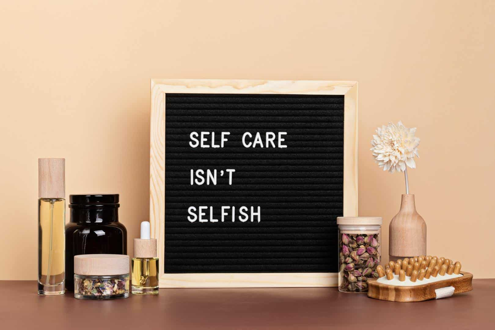 Read more about the article SELF-CARE